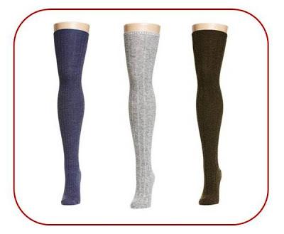 thigh hi socks