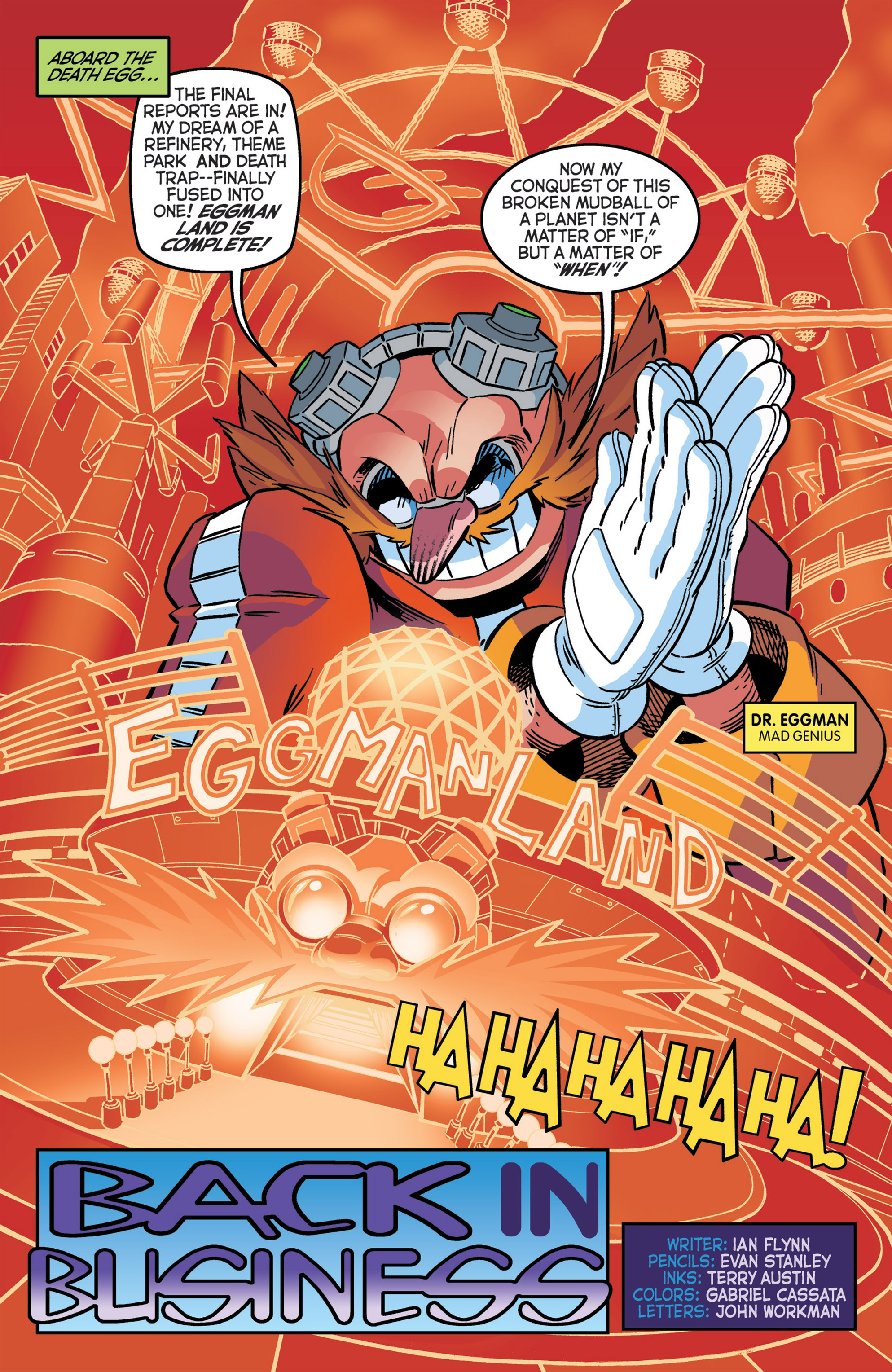 Read online Sonic The Hedgehog comic -  Issue #276 - 13