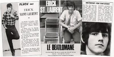 Erick Saint-Laurent - Le temps d'y penser