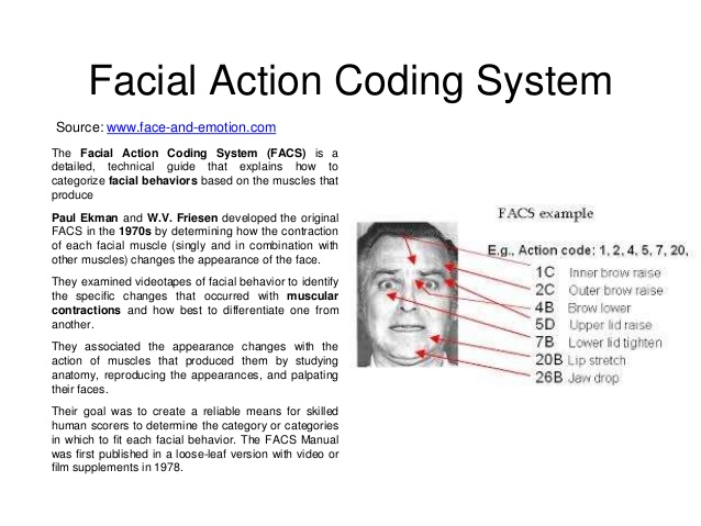 Young rcmp facial action coding system wiley xxx fan