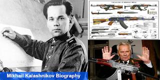 Mikhail Kalashnikov – Inventor of The AK-47 Gun