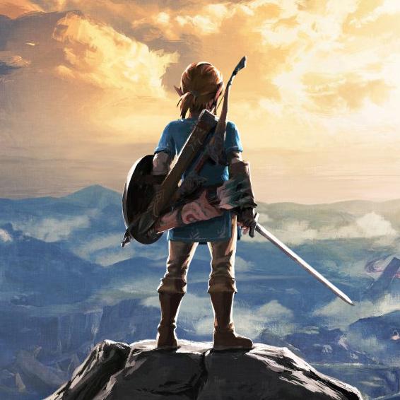 Legend of Zelda The Wilderness Wallpaper Engine