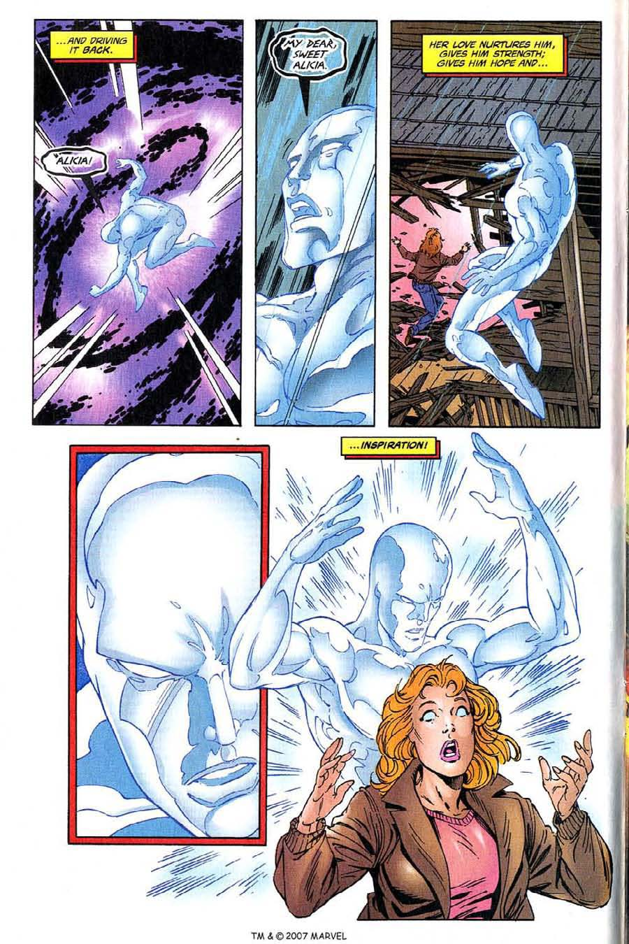 Read online Silver Surfer (1987) comic -  Issue #137 - 10