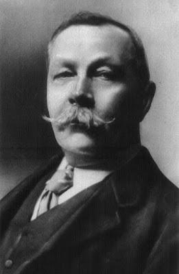 Sir Arthur Conan Doyle - espiritualista - Hadas de Cottingley - Realidad y Fantasía