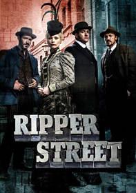 Ripper Street Temporada 4