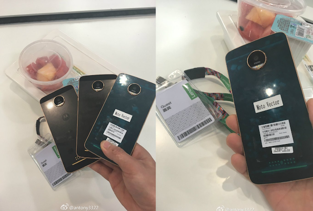 Motorola Moto Z Play leaked in full glory!