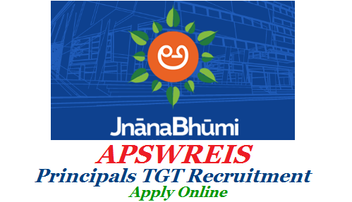 Andhra Pradesh Social Welfare Residential Educational Institutions Society Released Notification to fill up Trained Graduate Teachers TGT Care Takers Principal Posts Vacancies all over the State Societies. APSWREIS TGT Care Takers Principals Vacancies Eligibilities Educational Qualifications Online Application Exam Pattern Selection Procedure How to Apply Online at www.jnanabhumi.ap.gov.in Get complete details here at paatashaala website jnanabhumi-apswreis-tgt-care-takers-principals-recruitment-vacancies-qualifications-online-application-form