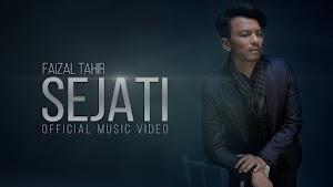 Lirik Lagu Sejati - Faizal Tahir