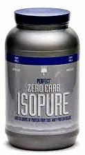 Proteínas zero carbs para ganar masa muscular