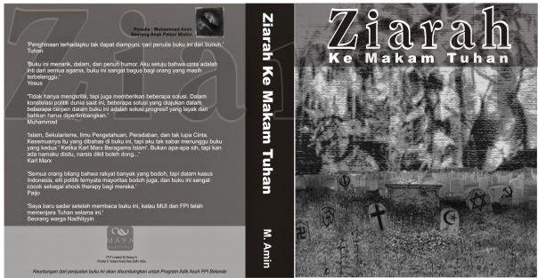Download Buku Ziarah ke Makam Tuhan .pdf Gratis