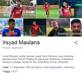 Irsyad Maulana