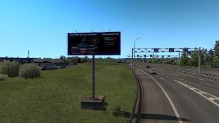 ets 2 real advertisements v1.3 screenshots, russia 10
