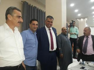 خطوبة الاستاذ منقذ عبدالكريم ارشيد العكاليك