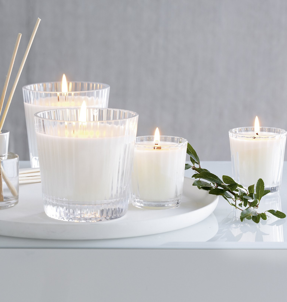 The White Company Mulled Wine Candle Fragrance