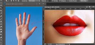 Gambar Manipulasi dengan Photoshop