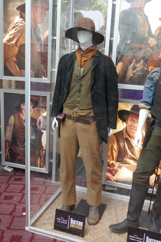 John C Reilly Sisters Brothers Eli movie costume
