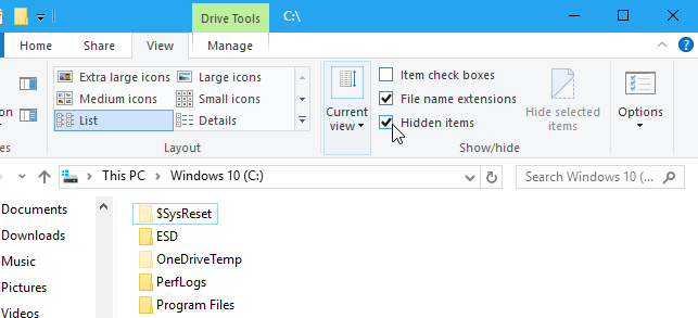 file explorer01