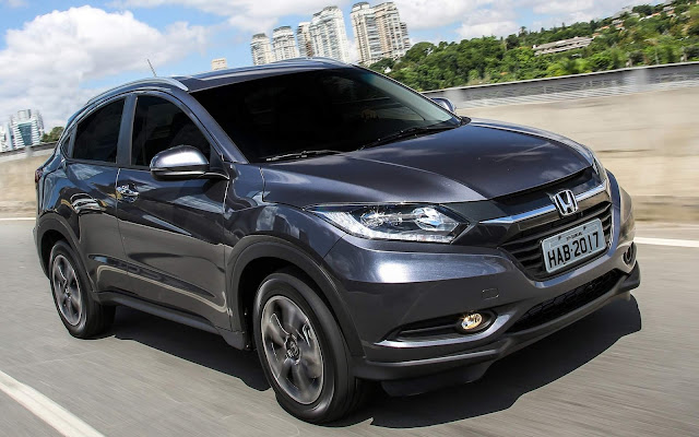 Honda HR-V 2018 tem evolução de preços - julho