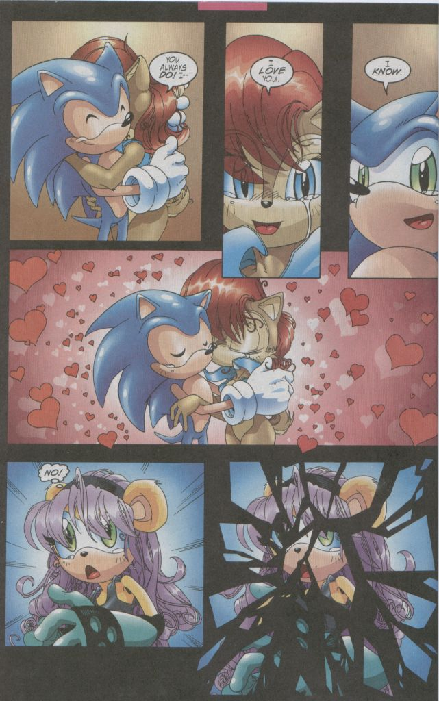 Read online Sonic The Hedgehog comic -  Issue #123 - 10