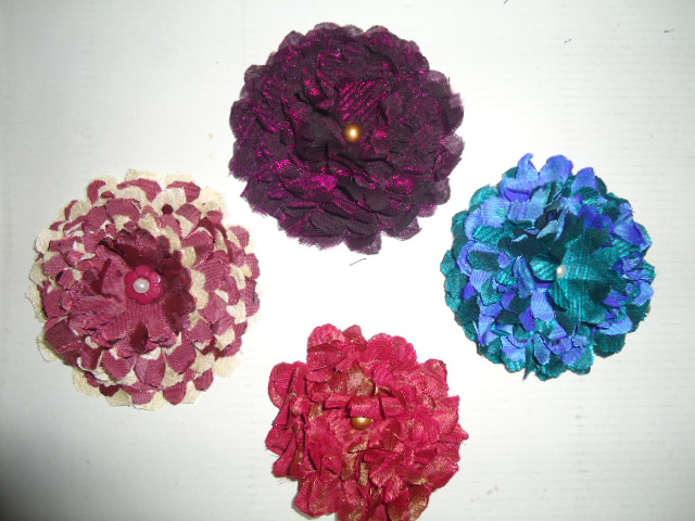 That I Have Made Within 2 Mins Per Each Flower Will Explain You The Procedure How To Make These Beautiful Flowers First Take A Look At Them
