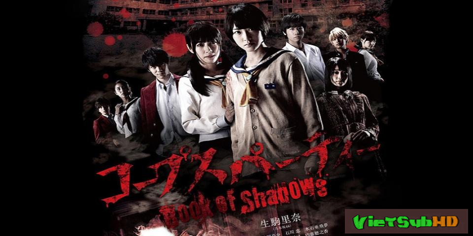 Phim Bữa tiệc tử thi 2: Quyển sách bóng tối (Live-action) VietSub HD | Corpse Party 2: Book of Shadows (Live-action) 2016