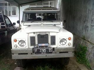 Bukalapak Mobil Jeep Lawas Land-Rover Loong Seri 3 - SUKABUMI