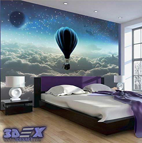 Wallpaper Designs For Walls Bedroom