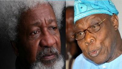 Image result for Soyinka bombs Obasanjo