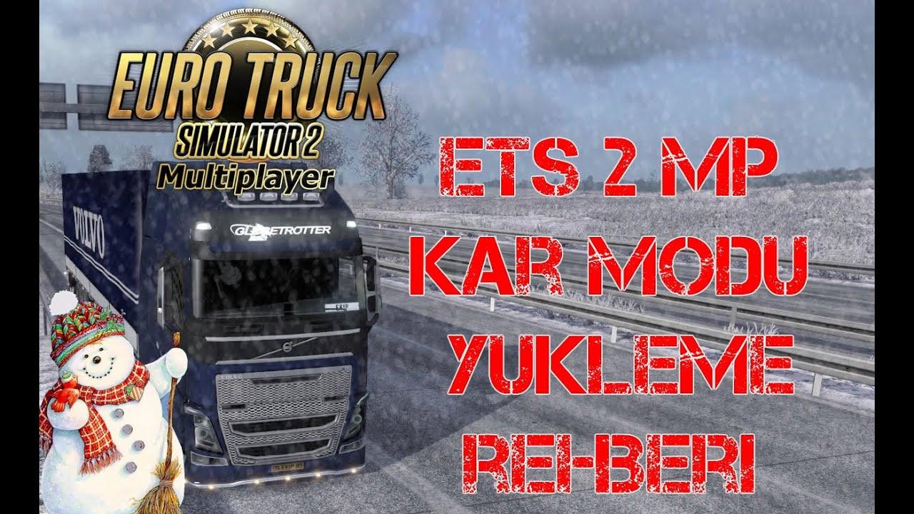Euro Truck Simulator 2 Multiplayer Kar Modu