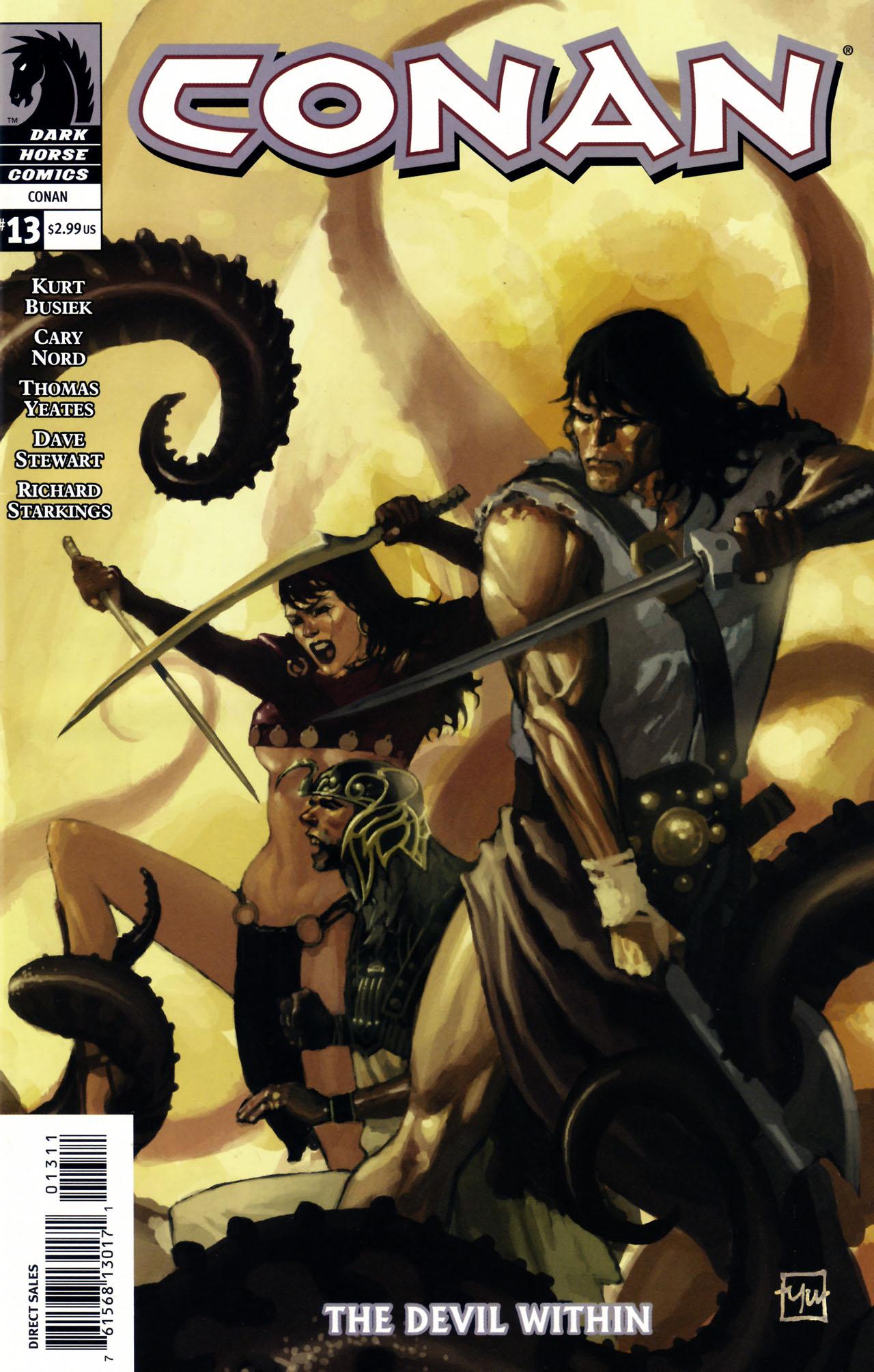 Conan (2003) 13 Page 1