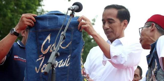 Jokowi Dilaporkan ke Bareskrim, BPN: Masyarakat yang Menilai Itu Hoax