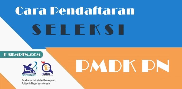 Pendaftaran PMDK PN