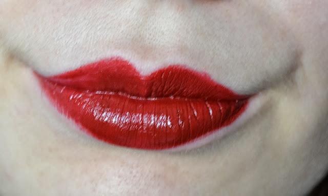 Mac Dubonnet Lipstick Swatch