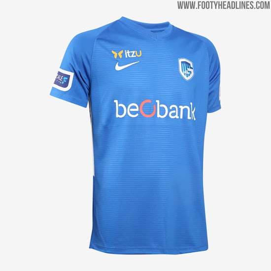 100 Teamwear Genk 20 21 Home Away Third Goalkeeper Kits Released Footy Headlines