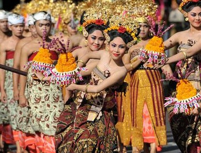 Tips Traveling Melihat Pesta Kesenian Bali