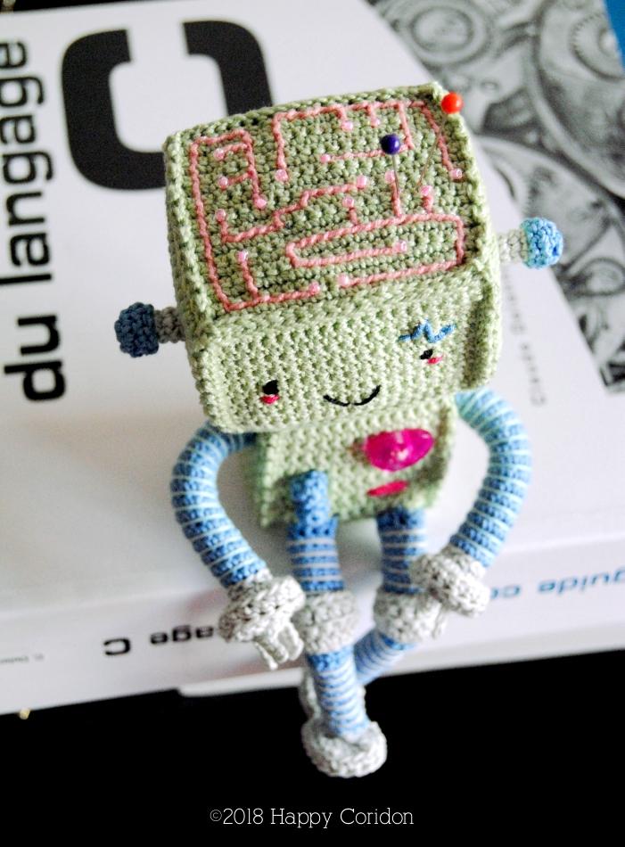 104 Best amigurumi monsters & robots images | Amigurumi, Crochet ... | 950x701