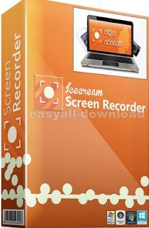 IceCream.Screen.Recorder.Pro.4.50 [Full Patch] โปรแกรมจับภาพหน้าจอ อัดวิดีโอ