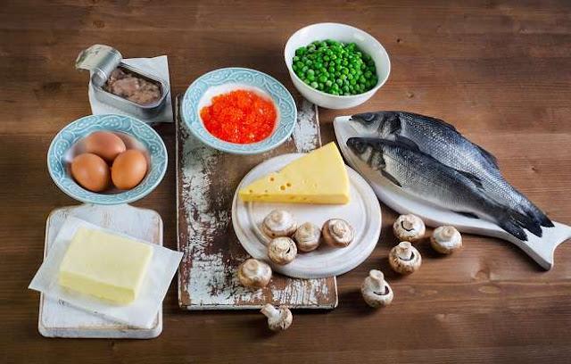 Telur keju Ikan Kacang polong