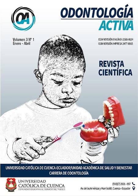 Revista Odontología Activa OACTIVA Volumen 3 N 1