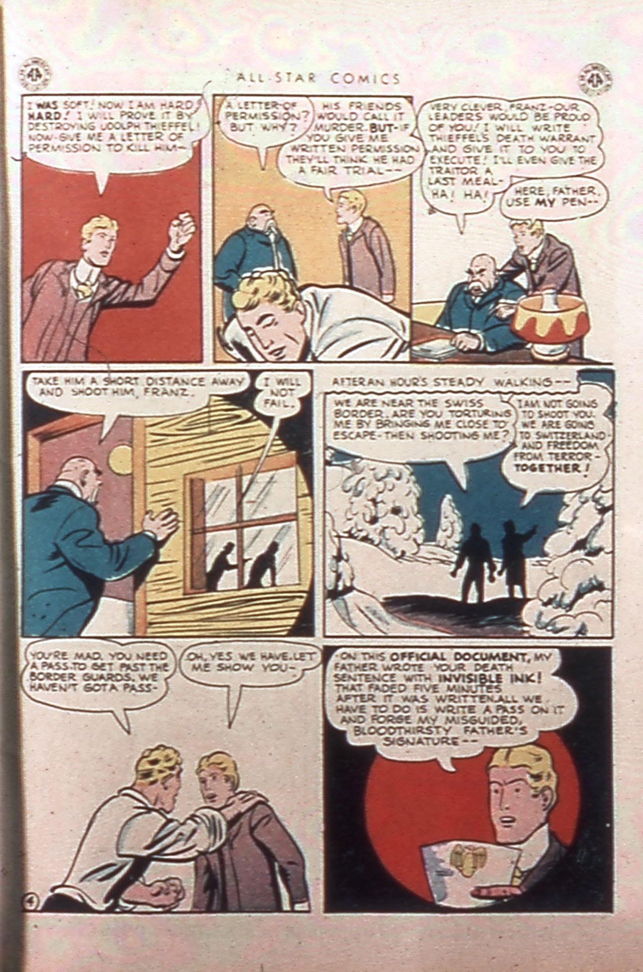 Read online All-Star Comics comic -  Issue #24 - 38