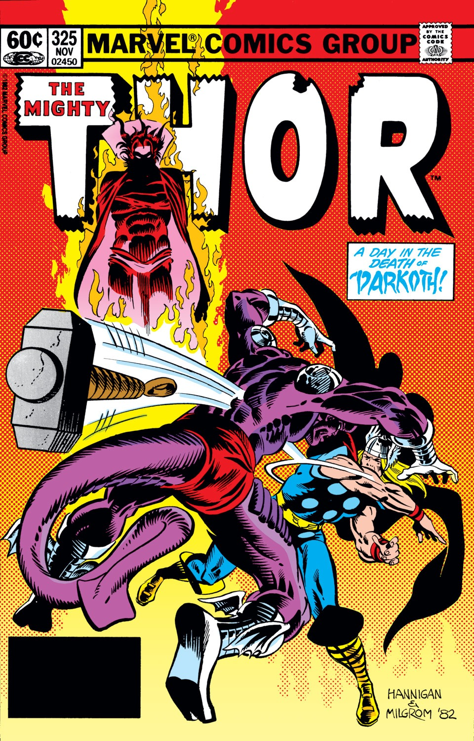 Thor (1966) 325 Page 1