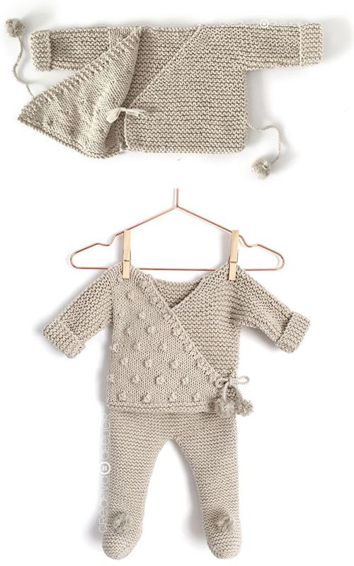 Kimono Jacket - Free Pattern