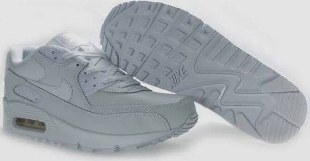size 40 5d3a7 53908 Dam Nike Air Max 90 Vita Fritidsskor