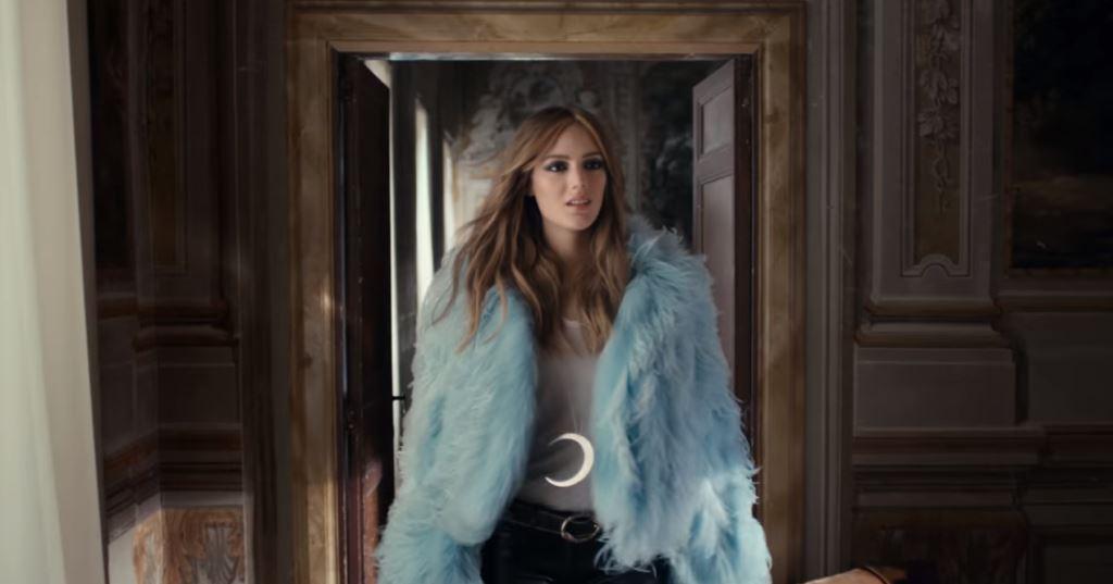 Nome modella Roberto Cavalli profumo femminile testimonial 2016
