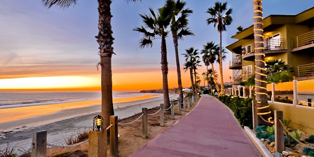 Como achar hotéis ótimos nas melhores regiões de San Diego