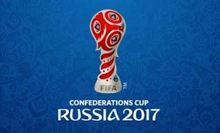 Jadwal Piala Konfederasi 17 Juni-3 Juli 2017 Rusia - Siaran Langsung RTV