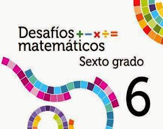 Desafíos Matemáticos 6to grado 2014-2015 Soluciones
