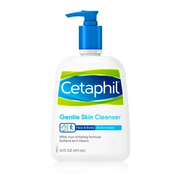 Pencuci muka cetaphil terbaik kulit sensitif