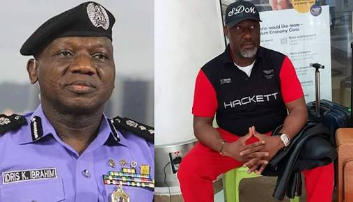IG of Police Can Be Jailed for Seizing Dino Melaye's Passport?