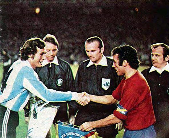 MATCH REPLAY. Le jour où... l'Espagne gagne la première Copa de la Hispanidad.